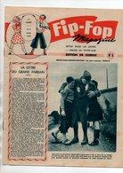 FIP-FOP MAGAZINE - N° 8 - REVUE JEUNES - NESTLE - EDITION DE GUERRE - WWII - 1940 - Libri, Riviste, Fumetti