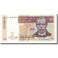 Billet, Malawi, 10 Kwacha, 1997-07-01, KM:37, NEUF - Malawi