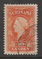 Suriname 1945 NVPH Nr. 243  Used   Cw 34.00 - Surinam ... - 1975