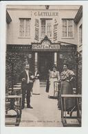 LOUVIERS - EURE - CAFE DE PARIS - Louviers