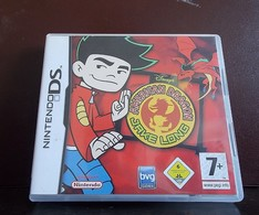 NintendoDS Game * American Dragon Jake Long * Used - Electronic Games