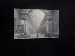 Arts .Paris . Musée Du Louvre. La Grande Galerie  De Peinture .Voir 2 Scans . - Arts