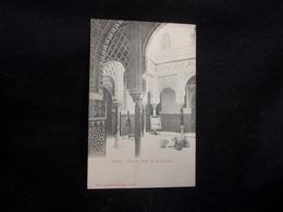 Arts .Espagne . Sevilla .Alcazar .Patio De Las Munecas. Tableaux Sur Chevalet . Avant 1903. Voir 2 Scans . - Arts