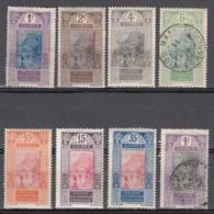 Guinée 63 à 65 * + 66 ° + 67 à 68 * + 72 * + 77 ° - Guinea Francesa (1892-1944)