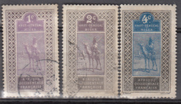 Haut-Sénégal & Niger 18 + 19 + 20 ° - Alto Senegal E Niger (1904-1921)