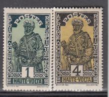 Haute-Volta 43 + 45 * - Opper-Volta (1920-1932)