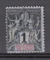 Inde  1 * - India (1892-1954)