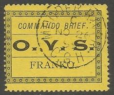 Boer War. MODDER RIVER Cape Postmark On Orange Free State. - Transvaal (1870-1909)