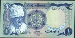 SUDAN - 1 Pound 1983 UNC P.25 - Soudan