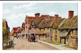 CPA - Carte Postale -Royaume Uni - Steyning Church Street VM1171 - Other