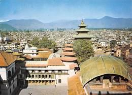 Népal - Kathmandu Valley - Courtesy : K.P. Pradhan - Timbres - Népal