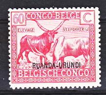 Ruanda Urundi Nr 68     Neuf - Postfris - MNH  (xx) - Ruanda-Urundi