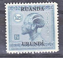 Ruanda Urundi Nr 73     Neuf - Postfris - MNH  (xx) - Ruanda-Urundi