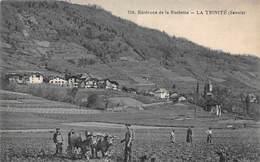 La Trinité (73) - Environs De La Rochette - Paysans - France