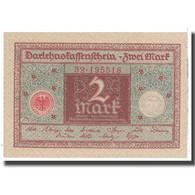 Billet, Allemagne, 2 Mark, 1920, 1920-03-01, KM:60, SPL - [13] Bundeskassenschein