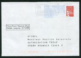 Collection Avancée De 1243 PAP Réponse - Entiers Postaux