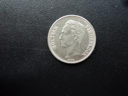 VENEZUELA : 1 BOLIVAR   1967   Y 42     SUP - Venezuela