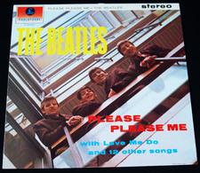 THE BEATLES – PLEASE PLEASE ME – LP – 1977 – 2C 066-04219 – ODEON / PARLOPHONE - Rock
