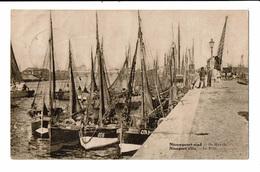 CPA - Carte Postale -Belgique -Nieuwpoort- Le Port 1929  VM1175 - Nieuwpoort