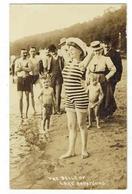 CPA USA Postcard Photo - The Belle Of Lake Hopatcong - Harris Pittston & Arlington - Etats-Unis