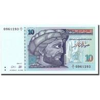 Billet, Tunisie, 10 Dinars, 1994, 1994-11-07, KM:87, NEUF - Tunisie