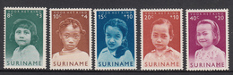 Suriname MNH NVPH Nr 398/02 From 1963 / Catw 2.00 EUR - Suriname