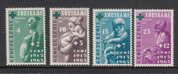 Suriname MNH NVPH Nr 420/23 From 1965 / Catw 1.00 EUR - Suriname