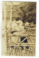 "CPA USA Postcard Photo - Lake Hopatcong Some ""Glass"" To This - W.J. Harris - Etats-Unis"