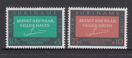 Suriname MNH NVPH Nr 436/37 From 1966 / Catw 0.60 EUR - Suriname