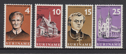 Suriname MNH NVPH Nr 449/52 From 1966 / Catw 1.20 EUR - Suriname