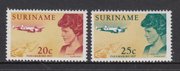 Suriname MNH NVPH Nr 477/78 From 1967 / Catw 0.80 EUR - Suriname