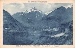 St Saint Colomban Des Villards (73) - Vue Générale - Le Sampuis - France