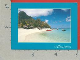 CARTOLINA VG MAURITIUS - Plage Du MORNE - 10 X 15 - ANN. 2000 - Mauritius