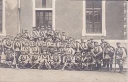 MILITARIA--photo D'un Groupe Pour Les Manoeuvres--voir 2 Scans - Militaria