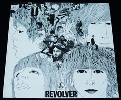THE BEATLES – REVOLVER – LP – 1978 – 2C 066-04097 – ODEON / THE GRAMOPHONE CO.LTD - Rock