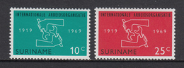 Suriname MNH NVPH Nr 520/21 From 1969 / Catw 0.70 EUR - Suriname