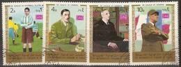 Yemen (Kingd9m)  - 1970 Charles De Gaulle CTO - Yemen