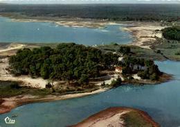 1 Cpsm L'île Des Boucs à Lacanau Médoc - Sin Clasificación