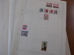 Lot N° 386 COLONIES FRANCAISE Collection Sur Page D'albums  Neufs* Ou Obl     . No Paypal - Postzegels