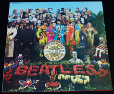 THE BEATLES – SGT PEPPERS LONELY HEARTS CLUB BAND – LP – 1978 – 2C 066-04177 – APPLE / EMI Records - Rock