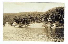 CPA USA Postcard Photo - Lake Hopatcong Hotel Durban - Harris Pittston & Arlington - Etats-Unis