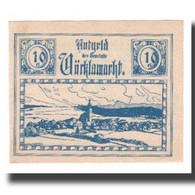 Billet, Autriche, Vöcklamarkt O.Ö. Gemeinde, 10 Heller, Texte, 1920 - Autriche