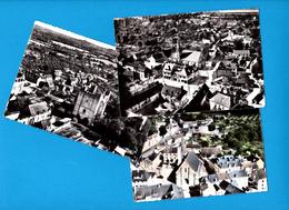 CHAMBOIS 61  ( LOT DE 3 CARTES ) PRES DE ARGENTAN ET TRUN - Autres Communes