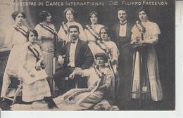 Orchestre De Dames International - Direction Filippo FACCENDA  PRIX FIXE - Musique Et Musiciens