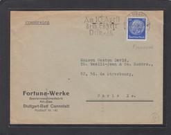PERFORATIO/PERFIN/FIRMENLOCHUNG. FORTUNA WERKE,STUTTGART-BAD CANNSTATT. - Allemagne