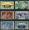 France (1924) N 210 à 215 ** (Luxe) - France