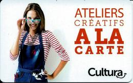 Carte Cadeau - Cultura   -  GIFT CARD /GESCHENKKARTE - Cartes Cadeaux