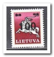 Litouwen 1993, Postfris MNH, Lithuanian Rider - Litouwen