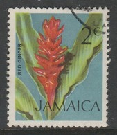 Jamaica  1972 Local Motifs 2 C Multicoloured SW 349 O Used - Jamaica (1962-...)