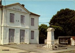 1 Cpsm Saint Antoine Sur L'isle - La Mairie - France